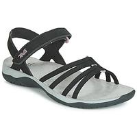 Schoenen Dames Sandalen / Open schoenen Teva ELZADA SANDAL WEB Zwart