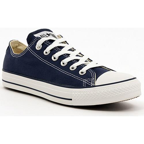 Schoenen Lage sneakers Converse ALL STAR OX NAVY Multicolore