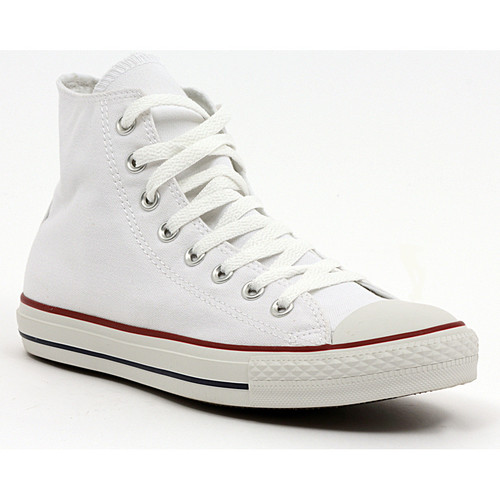 Schoenen Heren Hoge sneakers Converse ALL STAR HI  OPTICAL WHITE Multicolore