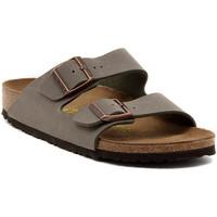 Schoenen Leren slippers Birkenstock ARIZONA STONE Multicolore