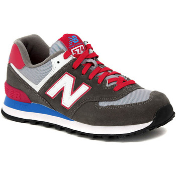 Schoenen Dames Lage sneakers New Balance WL 574 CPW Multicolore