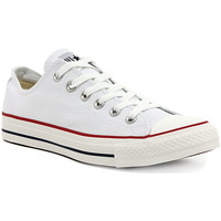 Schoenen Meisjes Lage sneakers Converse ALL STAR OPTICAL WHITE OX Multicolore