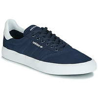 Schoenen Lage sneakers adidas Originals 3MC Blauw / Marine