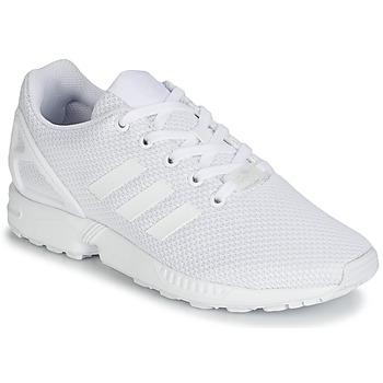 Schoenen Kinderen Lage sneakers adidas Originals ZX FLUX J Wit