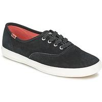Schoenen Dames Lage sneakers Keds CHAMPION SUEDE Zwart