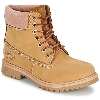 Schoenen Dames Laarzen Coolway BASIL