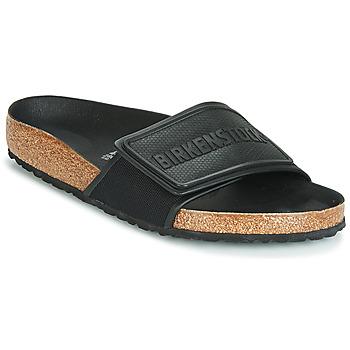 Schoenen Heren slippers Birkenstock TEMA Zwart