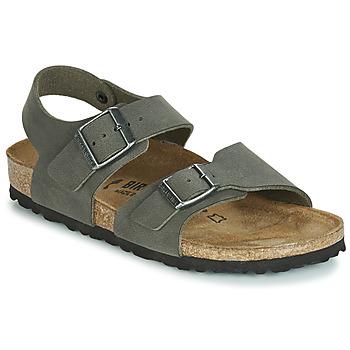 Schoenen Jongens Sandalen / Open schoenen Birkenstock NEW YORK Grijs