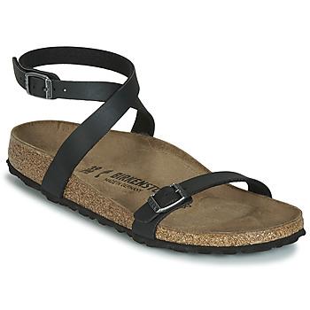 Schoenen Dames Sandalen / Open schoenen Birkenstock DALOA Zwart