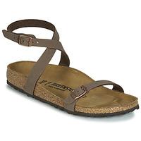 Schoenen Dames Sandalen / Open schoenen Birkenstock DALOA Bruin