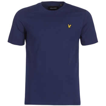 Lyle & Scott Crew Neck T-shirt Heren - Blauw - Heren, Blauw