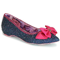 Schoenen Dames Ballerina's Irregular Choice MINT SLICE Blauw