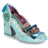 Schoenen Dames pumps Irregular Choice AMORGOS Blauw