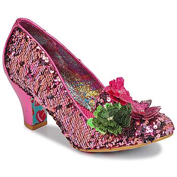 Schoenen Dames pumps Irregular Choice CARIAD Roze