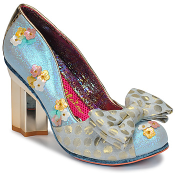 Schoenen Dames pumps Irregular Choice STARSTRUCK Blauw