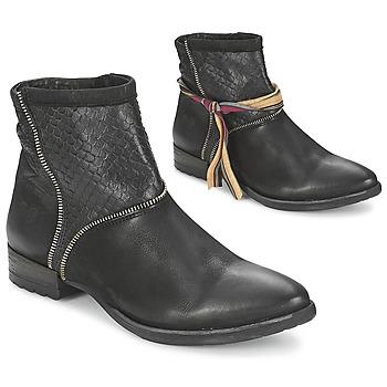 Schoenen Dames Laarzen Felmini RYO Zwart