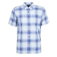 Textiel Heren Overhemden korte mouwen Patagonia A/C Shirt Blauw