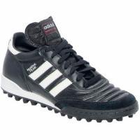 Schoenen Voetbal adidas Performance MUNDIAL TEAM DUR Zwart / Wit