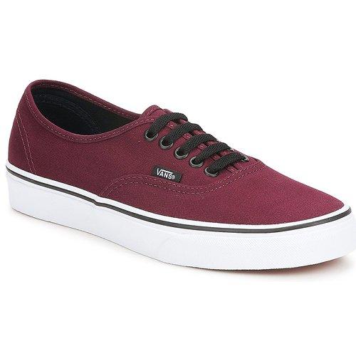 Schoenen Lage sneakers Vans AUTHENTIC Bordeau