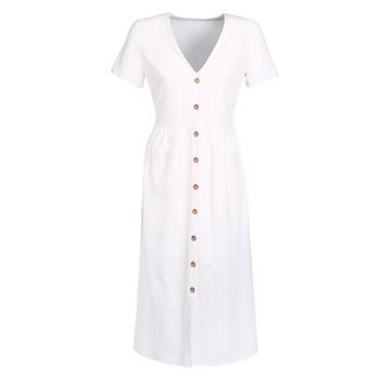Textiel Dames Lange jurken Betty London KIGAGE Wit