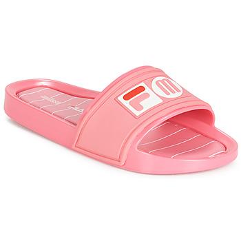 Schoenen Dames slippers Melissa SLIDE + FILA Roze