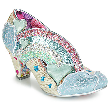 Schoenen Dames pumps Irregular Choice SUMMER OF LOVE Multicolour