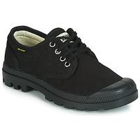 Schoenen Lage sneakers Palladium PAMPA OX ORIGINALE Zwart