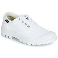 Schoenen Lage sneakers Palladium PAMPA OX ORIGINALE Wit