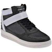 Schoenen Heren Hoge sneakers Cult  Zwart