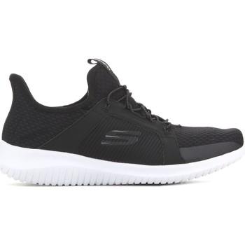 Schoenen Dames Lage sneakers Skechers Ultra Flex 12832-BLK black