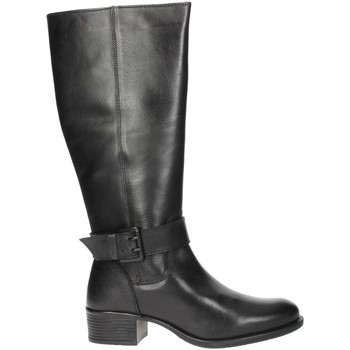 Schoenen Dames Hoge laarzen Novaflex ABETONE 001 Black