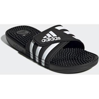 Schoenen slippers adidas Originals Adissage Badslippers Zwart