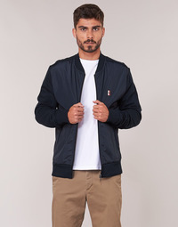Textiel Heren Wind jackets Tommy Hilfiger MIXED MEDIA BOMBER Marine