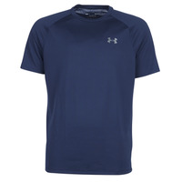 Textiel Heren T-shirts korte mouwen Under Armour TECH 2.0 SS TEE Marine