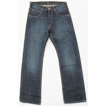 Textiel Heren Straight jeans Lee JOEY 71921TK blue