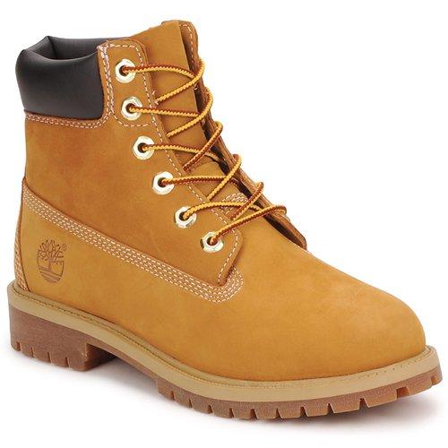 Schoenen Kinderen Laarzen Timberland 6 IN PREMIUM WP BOOT Bruin
