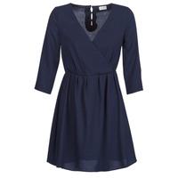 Textiel Dames Korte jurken Vila VIROSSIE Marine
