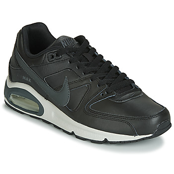Schoenen Heren Lage sneakers Nike AIR MAX COMMAND LEATHER Zwart