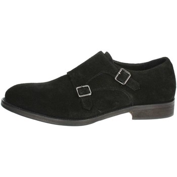 Schoenen Heren Derby Veni AT005 Black
