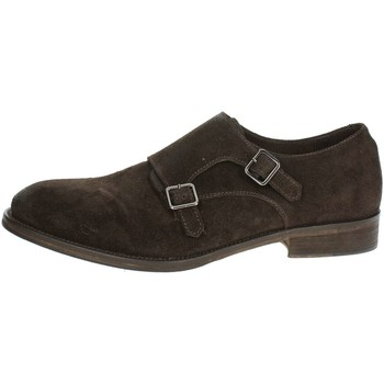 Schoenen Heren Derby Veni AT005 Brown