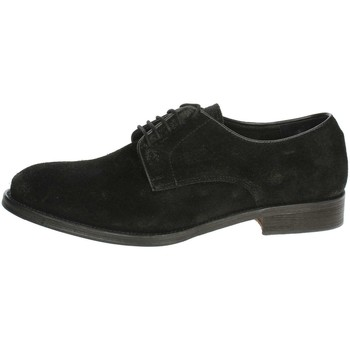 Schoenen Heren Derby Veni AT003 Black