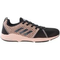 Schoenen Dames Lage sneakers adidas Originals Adidas Arianna Cloudfoam BA8743 black, pink