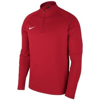 Textiel Heren Sweaters / Sweatshirts Nike Dry Academy 18 Drill Top LS Rood