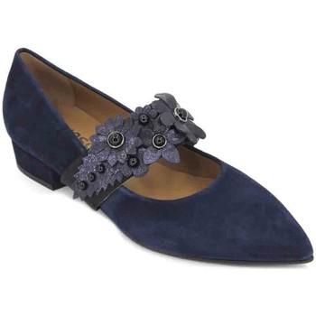 Schoenen Dames pumps Estiletti 2604 Zapatos de Vestir de Mujer blauw