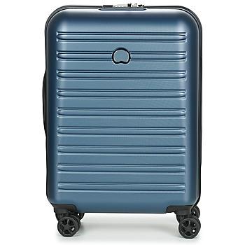 Tassen Valise Rigide Delsey SEGUR 2.0 CAB SL 4DR 55CM Blauw