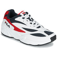 Schoenen Heren Lage sneakers Fila V94M LOW Wit / Rood
