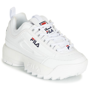 Schoenen Kinderen Lage sneakers Fila DISRUPTOR KIDS Wit