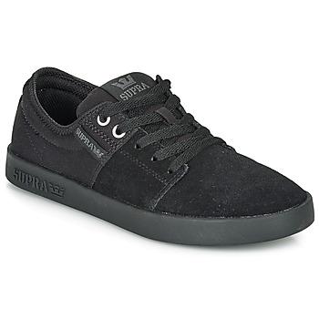 Schoenen Lage sneakers Supra STACKS II Zwart