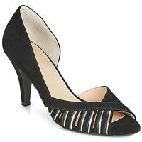 Schoenen Dames pumps Bocage DELAWARE Zwart
