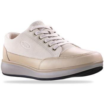 Schoenen Dames Lage sneakers Joya Sonja Cream 534